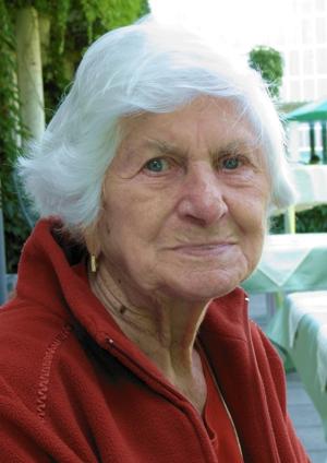 Portrait von Baldauf Maria