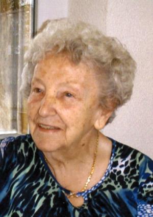 Portrait von Klocker Hilda
