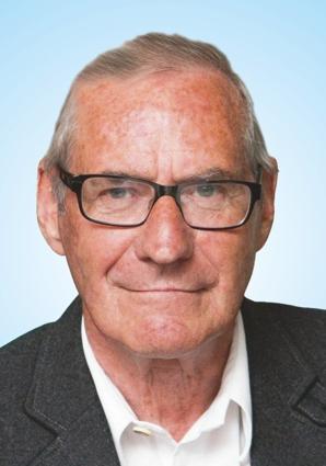 Portrait von Karl Pieber