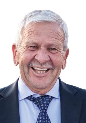Portrait von Günther Adami