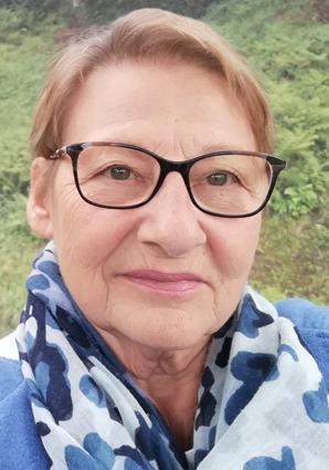 Portrait von Eveline Mages
