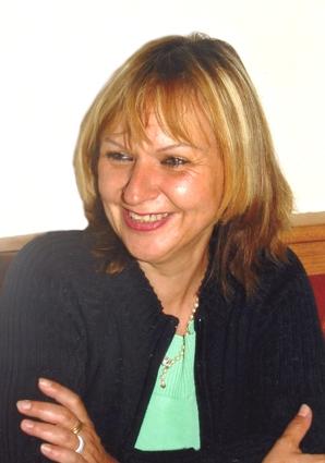 Portrait von Margot Nägele