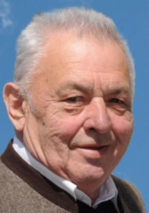 Portrait von Edwin Geiger