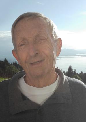 Portrait von Heinz Plag