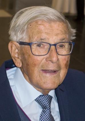 Portrait von Eugen Mäser
