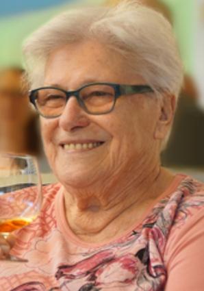 Portrait von Margarethe (Gretl) Sohm