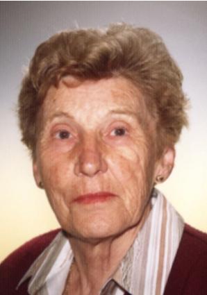 Portrait von Rosa Lenz