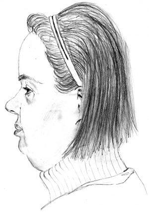 Portrait von Christine Julia Mäser