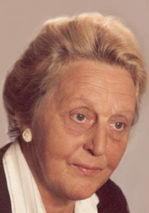 Portrait von Reinhilda Spiegel