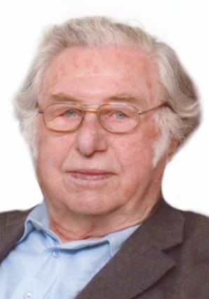Portrait von Franz Stadelmann