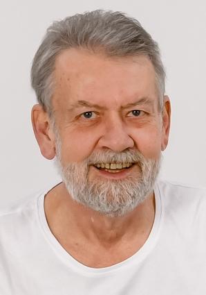 Portrait von Manfred Bucher