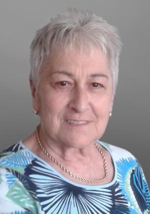 Portrait von Helga Kassegger