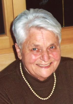 Portrait von Erika Klocker