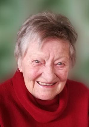 Portrait von Lore Schwärzler