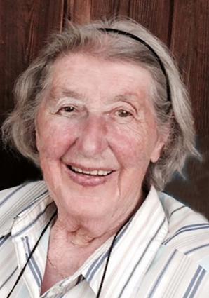 Portrait von Gusta Luger
