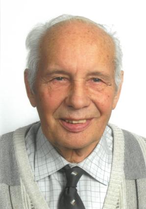 Portrait von Franz Sigg