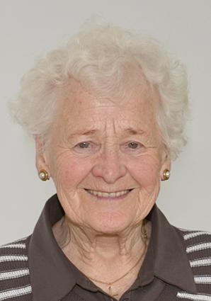Portrait von Hilde Hochrießer